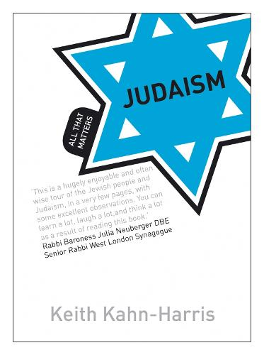 Judaism: All That Matters - All That Matters (Paperback)