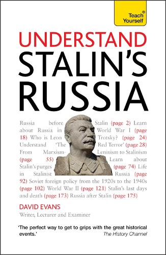 Understand Stalin's Russia: Teach Yourself (Paperback)