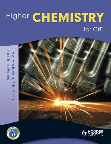 Higher Chemistry for CfE (Paperback)