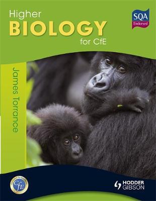 Higher Biology for CfE (Paperback)