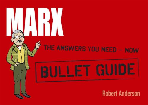 Marx: Bullet Guides (Paperback)