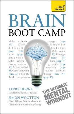 Brain Boot Camp: Teach Yourself (Paperback)