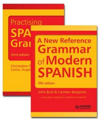 Spanish Grammar Pack (Paperback)