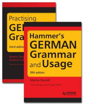 German Grammar Pack (Paperback)