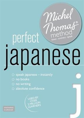 Perfect Japanese (Learn Japanese with the Michel Thomas Method) (CD-Audio)