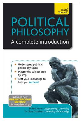 Political Philosophy - A Complete Introduction: Teach Yourself (Paperback)