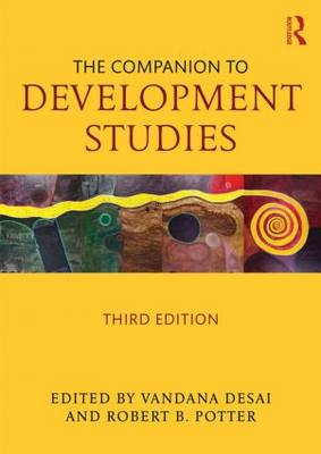 The Companion to Development Studies (Paperback)