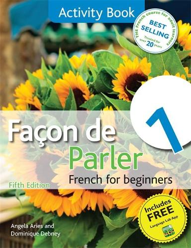 Facon de Parler 1 French for Beginners 5ED: Activity Book (Paperback)