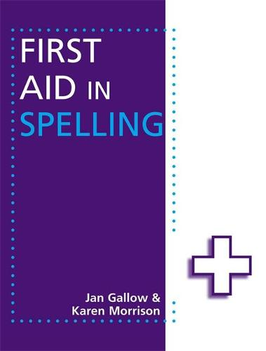 First Aid in Spelling (Paperback)