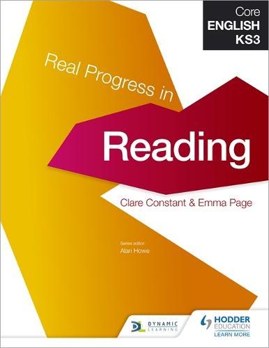 Core English KS3 Real Progress in Reading (Paperback)
