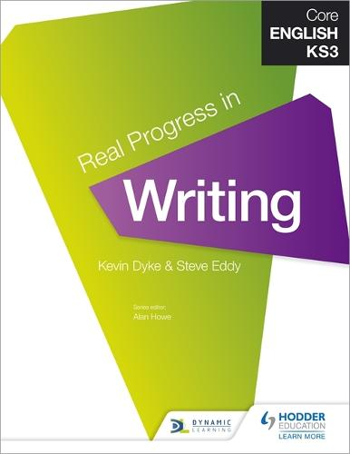 Core English KS3 Real Progress in Writing (Paperback)