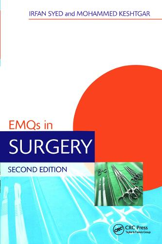 EMQs in Surgery 2E - Medical Finals Revision Series (Paperback)