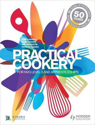 Practical Cookery: For NVQ and Apprenticeships (Hardback)