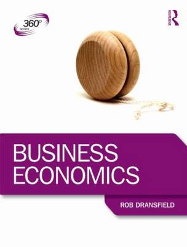 Business Economics - 360 Degree Business (Paperback)