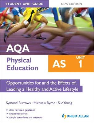 AQA AS Physical Education Student Unit Guide New Edition: Unit 1 Opportunities for, and the Effects of, Leading a Healthy and Active Lifestyle (Paperback)