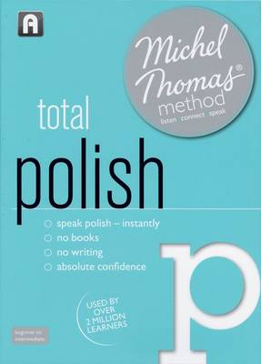 Total Polish (Learn Polish with the Michel Thomas Method) (CD-Audio)