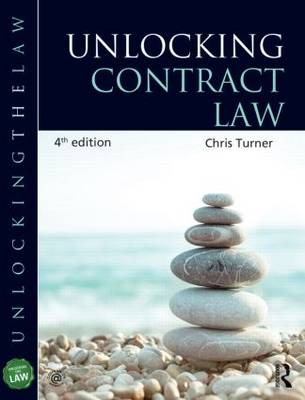 Unlocking Contract Law - Unlocking the Law (Paperback)