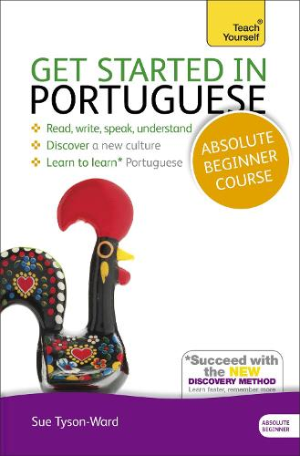 Get Started in Beginner's Portuguese: Teach Yourself: (Book and audio support)