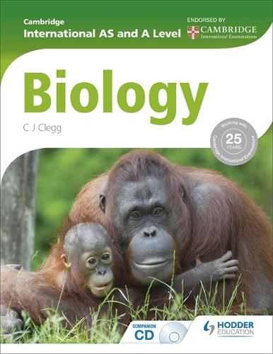 Cambridge International AS and A Level Biology (Paperback)
