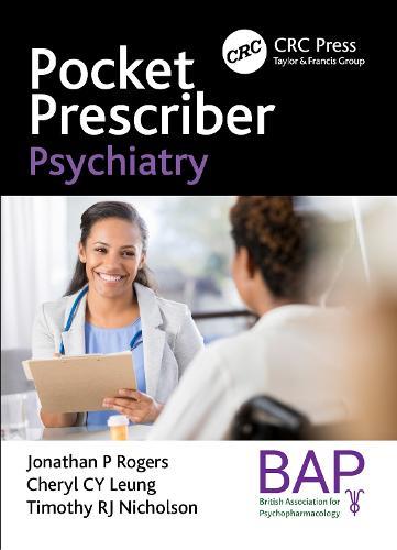 Pocket Prescriber Psychiatry (Paperback)