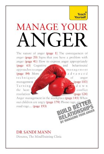 Manage Your Anger: Teach Yourself (Paperback)