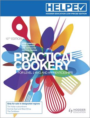 Practical Cookery: For Level 2 Nvq and Apprenticeships (Hardback)