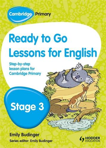 Cambridge Primary Ready to Go Lessons for English Stage 3 (Paperback)