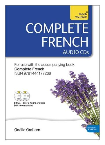 Complete French Beginner to Intermediate Course: Audio Support: New edition (CD-Audio)