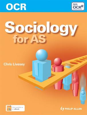 OCR Sociology for AS (Paperback)