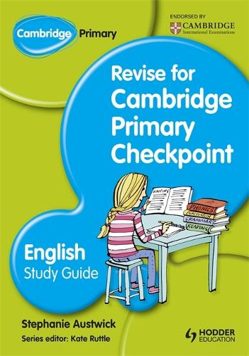 Cambridge Primary Revise for Primary Checkpoint English Study Guide (Paperback)