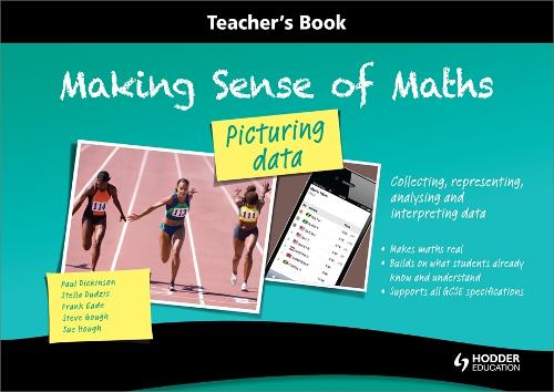 Making Sense of Maths: Picturing Data - Teacher Book: Collecting, representing, analysing and interpreting data (Spiral bound)
