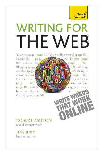 Writing for the Web: Teach Yourself (Paperback)