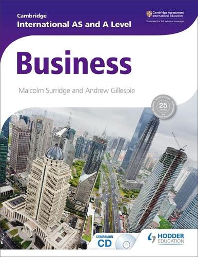 Cambridge International AS and A Level Business (Paperback)