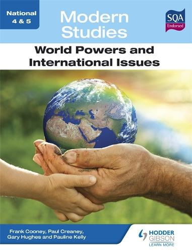 National 4 & 5 Modern Studies: World Powers and International Issues - N4-5 (Paperback)