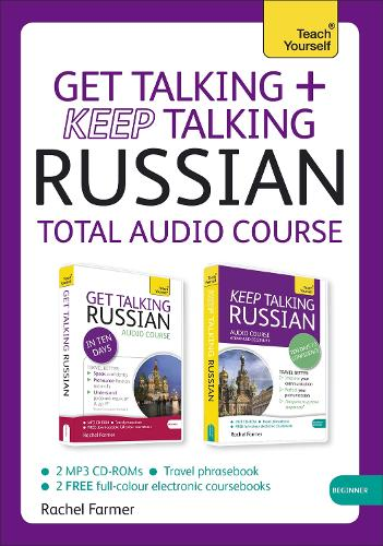 Keep Talking Russian - Ten Days to Confidence: (Audio pack) The essential short course for speaking and understanding with confidence (CD-Audio)