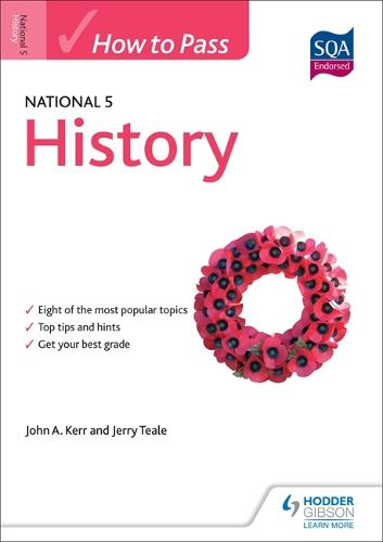 How to Pass National 5 History - How to Pass - National 5 Level (Paperback)