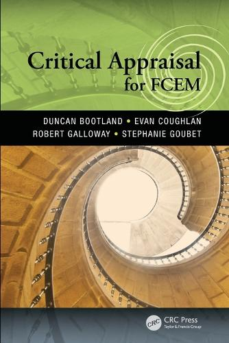 Critical Appraisal for FCEM (Paperback)