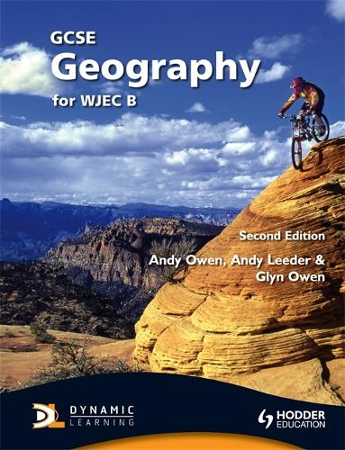 GCSE Geography for WJEC B Second Edition - WJG (Paperback)
