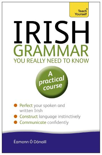 Irish Grammar You Really Need to Know: Teach Yourself (Paperback)
