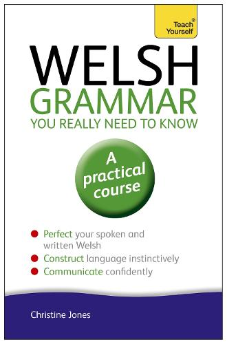 Welsh Grammar You Really Need to Know: Teach Yourself (Paperback)