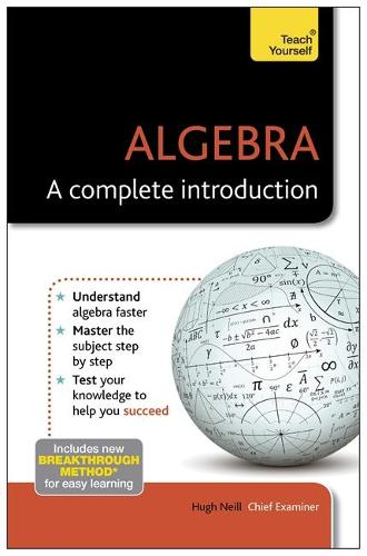 Algebra: A Complete Introduction: Teach Yourself (Paperback)
