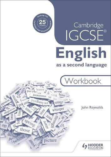 Cambridge IGCSE English as a second language workbook (Paperback)