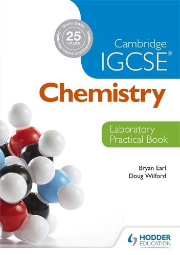 Cambridge IGCSE Chemistry Laboratory Practical Book (Paperback)