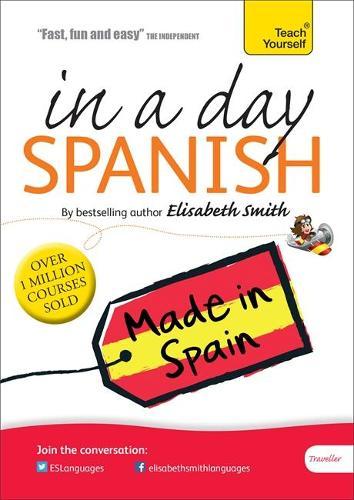 Beginner's Spanish in a Day: Teach Yourself: Audio CD (CD-Audio)