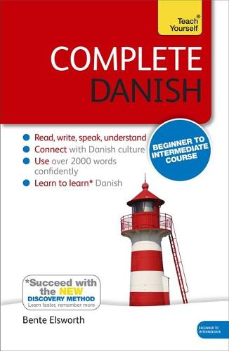 Complete Danish Beginner to Intermediate Course: Book: New edition (Paperback)