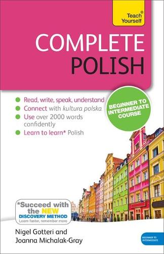 Complete Polish Beginner to Intermediate Course: Book: New edition (Paperback)