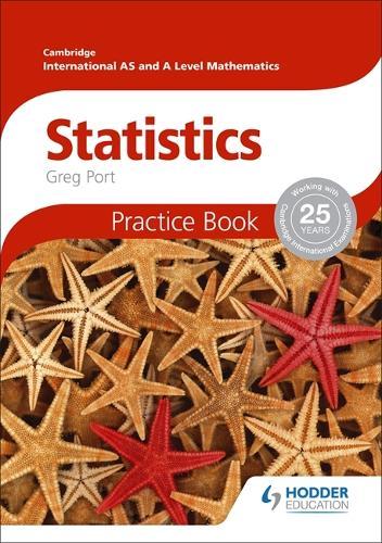 Cambridge International A/AS Mathematics, Statistics: Practice Book (Paperback)