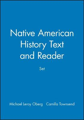 Native American History Text and Reader (Paperback)