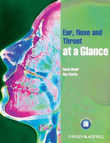 Ear, Nose and Throat at a Glance - At a Glance (Paperback)