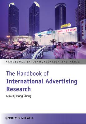 The Handbook of International Advertising Research - Handbooks in Communication and Media (Hardback)